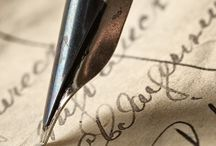 Lost art of letter writing / by Brenda Huston