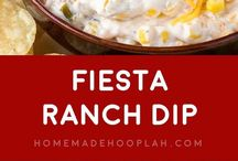 Delicious Dip Recipes / These delicious dip recipes make any party more fun!