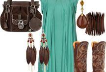Vestiti / Cowgirls