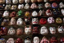 Masks glorious masks