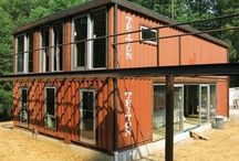 Container homes!