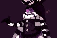 FNAF puppet girl