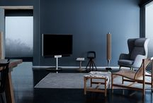 Bang & Olufsen - Vision / Bang & Olufsen manufactures a highly distinctive and exclusive range of televisions, music systems, loudspeakers, telephones, and multimedia products that combine technological excellence with emotional appeal.