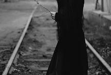 Woman (sombre)