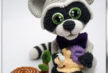 crochet animals amigurumi
