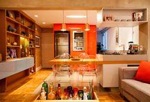 Apartamento Al Jaú / Projeto de interiores