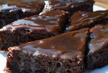 Joghurtos  csokoládés  torta