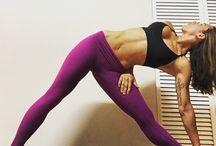 yoga : chest opener