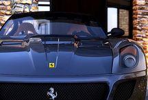 Cars - Ferrari