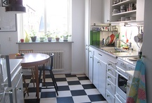 Kitchens / Planning for kitchen renovation, this collection will help with ideas and best solutions.