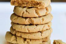 Cookies / Soft Peanut Butter cookies