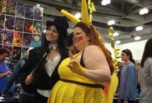 Dallas ComicCon Fan Days 2015 / Pics from the Dallas ComicCon Fan Days
