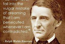 R. W. Emerson