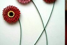 3 D Quilling art. For sale.