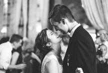 Perfect wedding moments