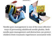 Buzzy and Needle Phobia / Infographics, graphics and tidbits about needle phobia.