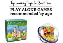 "Quiet time activities for kids and grown ups / Games and activities for the ""quiet"" moments in the day or for traveling"