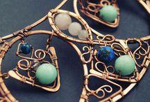 Neclace, collier & pendant