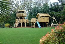Home Outdoors - Play Area