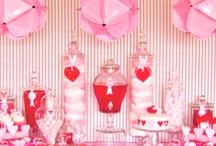 Party Ideas & Favors / Party decor and food presentation