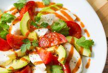 Diverse salades / Salades