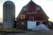 Barn Quilts / by Karen Holte