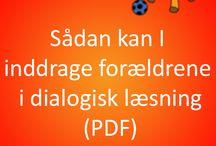 Læsning/dansk