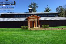 Ashton Creek Vineyard / http://www.ashtoncreekvineyard.com/ / by Richmond Bridal