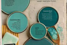 GLAM IN TEAL / by Beth King