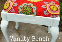 Upcycled furniture DIY and tips