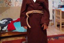Joseph/ Shepherd boy DIY costume