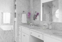 Mobili per il lavabo del bagno