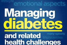 Managing Diabetes & Metabolic Syndrome / Practical tips, articles and info on how to manage diabetes and related health challenges