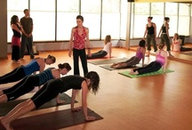 i dream of... {career} / yoga. cafe. professional inspiration.