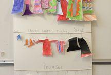 Undervisning 1. klasse / Ideer, tips og triks for undervisning på 1. trinn.