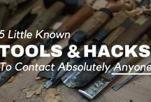 Tools & Hacks for Entrepreneurs / Learn useful tools and hacks to start and grow your business