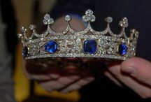 Royal crowns and other things