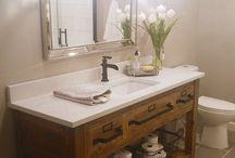 Resurrected Furniture Bathroom Vanities