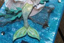 Magical Mermaid Stampin Up!