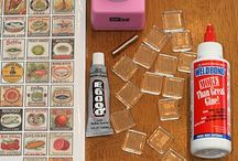 DIY embellishments / by Moster O