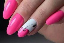 Wzory zdobień paznokci