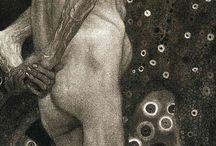 Style: Gustav Klimt