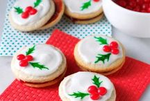 Cookie Day 2014 / Goodies to make with the girls / by Susan Joseph