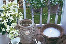Balkony & Garden