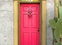 Doorways / by Kate Elizabeth Jean