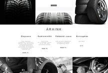 My Works / Webdesign
