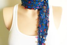 Spring and Summer Scarf