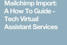 Mailchimp / Resources on how to use Mailchimp to get you started on email marketing