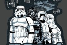 Star wars / The force is strong / by Tim Amann