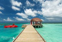 Extraordinary Places in maldives